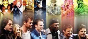 Os Vingadores - filme com um herói já é bom, com seis é fodastico