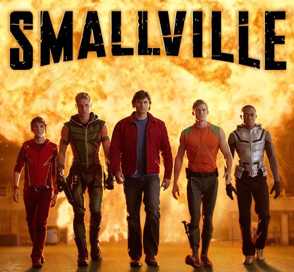 Smallville - é um pássaro? é um avião? é um foguete? Nãooo, é o Superman!