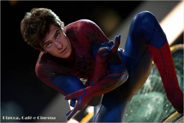 O Espetacular Homem-Aranha Pipoca Café e Cinema