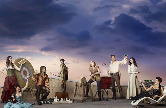 2º Temporada de Once Upon a Time e os  personagens que podem (ou não) aparecer em Once Upon a Time