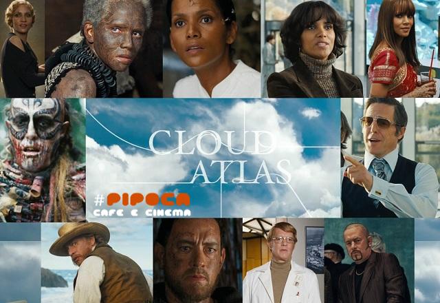Cloud Atlas (A Viagem) pipoca, café e cinema